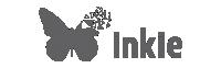 Logo Inkie Cinza