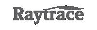 Logo Raytrace Cinza